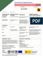 Ficha Internacional Isobutano
