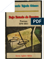 13-Bajo Estado de Sangre - Armando Tejada Gómez