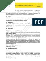 Manual Hse Para Contratistas