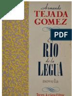 14-El Rio de La Legüa - Armando Tejada Gómez