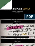 storytelling with sdma