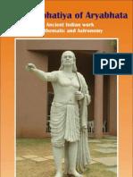 The Aryabhatiya of Aryabhata Clark 1930