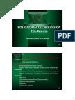 PPT 1ra y 2da Clase Tecnologia 2A Envio.pdf