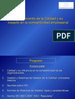Presentacion Calidad ISO