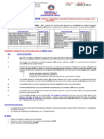 Ejercicio No.6 -Operaciones Con Acciones-Excell