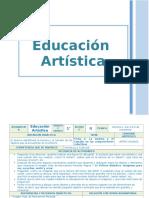 Planeaciones 1er Grado - Bloque 2 Educación Artística