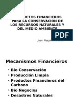 Fuentes de Las Finanzas Ambientales
