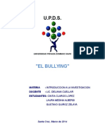 Trabajo Final Bullying