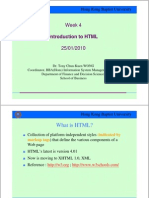 Ch.4b HTML Fundamentals