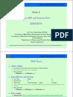 ch.6b php basic