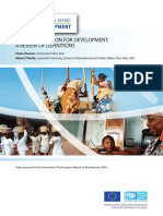 Social Protection for Development a Review of Definition
