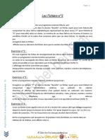 Série d'exercices  N°2 - Programmation Les fichiers - Bac SI (2009-2010) Mr ben fraj