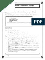 Série d'exercices N°1 - Informatique revision - Bac Informatique (2010-2011) Mr mohamed
