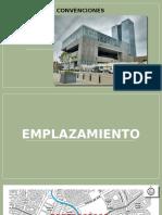 Analisis Arquitectonico Lima Centro de convenciones