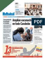 Diario Ciudad Valencia Edición 1.413