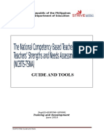 NCBTS TSNA Guide and Tools July V2010