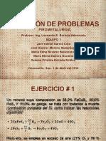 Exposicion Ejercicios de Pirometalurgia Exposicion (1)