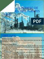 sistemapermisosemisionesparafuentesfijas-091001172947-phpapp01