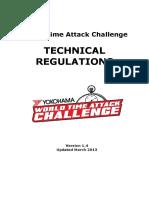 2013 WTAC Rules v1.43