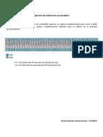 Ejercicio de Síntesis de Proteína