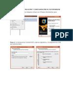 Manual de Instalación y Configuración de Asterisknow Parte 1