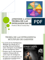 3 inteligencias múltiples