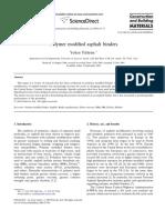 66 Polymer Modified Asphalt Binder