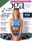 Yoga Journal August 2015 USA
