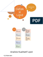 Deteksi Lipid