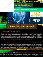 Supervision Clinica