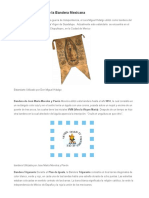 Evolución Histórica de la Bandera Mexicana.doc