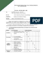 Informe de Tutorioa 2015