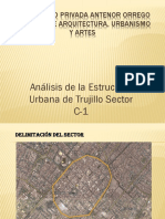 Sector C-1 Trujillo