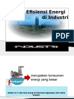 Hemat Energi Di Industri