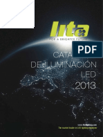 Lita Ligthing Catalogo LED Espanol