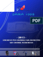 1Catalogo NDT SAMA Tools 2013