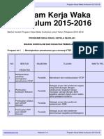 Download Program Kerja Waka Kurikulum 2015-2016 Kepalasekolah.org