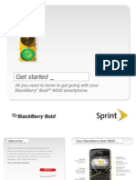 Sprint 9650 Getting Started Guide
