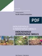 Improving Household Gardening Skills