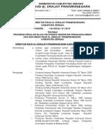 program kerja Pelayanan Penunjang Medis dan non medis.doc