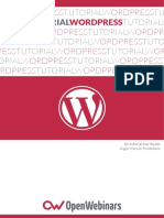 Tutorial de WordPress - Ángel Manuel Robledano
