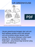 Struktur Greenhouse