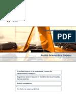 Tema 4 - Analisis Externo de La Empresa