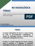1. Anatomia Radiologica Torax