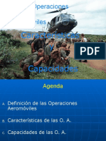 Curso de Operaciones Aeromóviles pt1