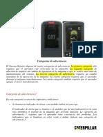 Categorias de advertencia monitor .pdf