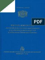 Regulamentul Autorităţilor Canonice Disciplinare Şi Al Instanţelor de Judecată Ale Bisericii Ortodoxe Române