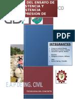 Informe Del Levantamiento Topografico de Malconga