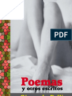 Belli, Gioconda - Poemas y Otros Escritos