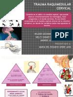 Trauma Raquiomedular Cervical